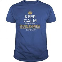 Awesome Tee For Senior Business Development Manager - #hoodies for boys #kids t shirts. MORE INFO => https://www.sunfrog.com/LifeStyle/Awesome-Tee-For-Senior-Business-Development-Manager-130060329-Royal-Blue-Guys.html?60505