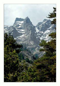 Mount Cinto ,Asco, Corse