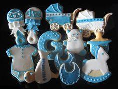 Galletas de bebé Sugar, Cakes, Desserts, Food, Cookies, Tailgate Desserts, Deserts, Food Cakes, Eten