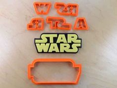 star wars cookie cut