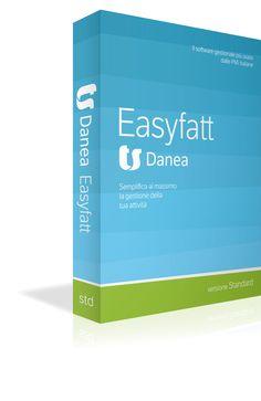 Software di fatturazione Danea Easyfatt - Il miglior software presente sul mercato per rapporto qualità/prezzo e per la semplicità di utilizzo.
