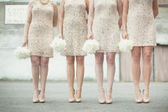 bridesmaids gold - Google Search