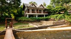 Muang La Resort, a charming lodge in Northern Laos  http://www.muangla.com/en/