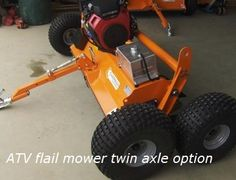 28 Best ATV Flail Mower  Flail Mower  Compact Tractor Flail Mower