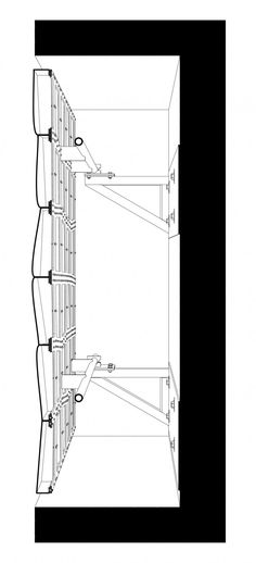 Section perspective drawing
