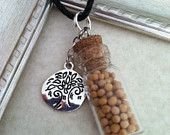 """My """"What is Faith?"""" necklace made a treasury list on Etsy!  :)"""