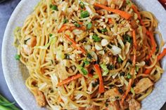 CPK Thai Peanut Chicken Pasta made with chicken, vegetables, and a honey-peanut sauce, this California Pizza Kitchen dish is easy to make at home.