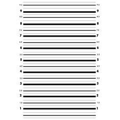 Custom Police Lineup Mugshot Printed Backdrop