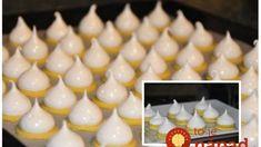 Linecké kvapky – najkrajšie sviatočné pečivo, ktoré zvládne každý: Na 70 kusov vám treba 3 vajcia! Desert Recipes, Holidays And Events, Christmas Cookies, Sweet Tooth, Food And Drink, Eggs, Candy, Drinks, Cooking