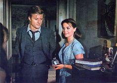 Redford and Wood....It's always Natalie