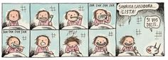 #Sonrisa... #Liniers