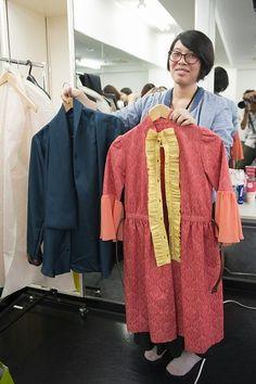 【バンタンデザイン研究所】新世代ロックユニット「GLIM SPANKY」のライブ衣装を衣装部の学生が制作!