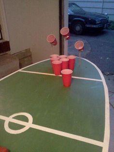 quidditch pong !!!!!!!!!