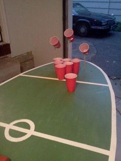 1000 images about beer pong and other drinking games on for Table quidditch