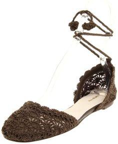 All Black Women's Open Crochet Ballet Flat - ShopStyle Crochet Sandals, Crochet Boots, Crochet Slippers, Crochet Shoes Pattern, Shoe Pattern, Knit Shoes, Sock Shoes, Shoe Recipe, Make Your Own Shoes