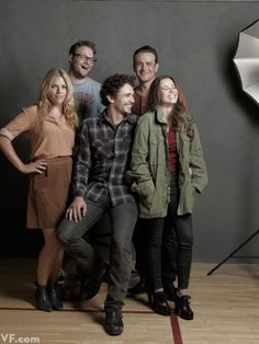 Photos: The Exclusive Freaks and Geeks Reunion | Vanity Fair Freeks And Geeks, James Franco, James 5, Busy Philipps, Lindsay Weir, Kim Kelly, Mark Seliger, Cast Member, Movies And Tv Shows