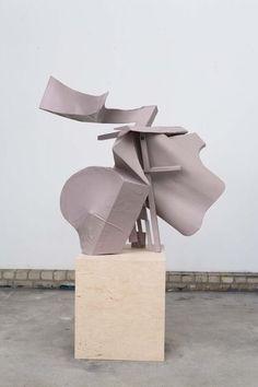 Thomas Kiesewetter . assemblage (aluminum #10 - 1/3), 2014