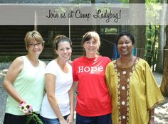 Win a 4-Day Stay at Camp Ladybug for Women!