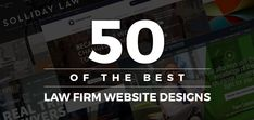 Historically, law firm websites have been static, lacking in ascetics and usability. Today, law firms are starting to push the envelop to create engaging user experiences for their websites' visits. From inviting imagery, to detailed case studies, and even resource driven blog content, the old boring law firm website is a thing of the past...