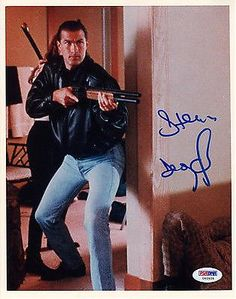 Steven Seagal Movies in Order | STEVEN SEAGAL SIGNED AUTOGRAPHED 8x10 PHOTO VERY RARE PSA/DNA