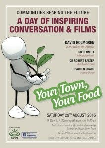 David Holmgren will take part in a community conversation on localisation, energy reduction and resilient community building. Where do you get your food from and how does it to you? David Holmgren, Permaculture Design, Co Founder, Sustainable Living, Food, Essen, Meals, Yemek, Eten
