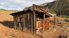 Salt River Canyon Jail Show Low, Arizona - Ghost Towns of Arizona and Surrounding States