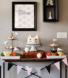 Para Sari el otro año :D / Darling Kitty Cat Birthday Luncheon Party