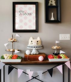 Para Sari el otro año :D / Darling Kitty Cat Birthday Luncheon Party