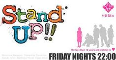 Stand Up! ---- Genre: Comedy/Romance ---- My rating: 6/10 ---- bonus points: 4 virgins wanting to have sex desperately ... you know what i mean.