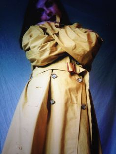 Mackintosh Raincoat, Rubber Raincoats, Macs, Rain Wear, Women Wear, Satin, Texture, Happy, How To Wear