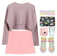 """""""#512"""" by emilypondng ❤ liked on Polyvore featuring Emilio Pucci, Chicnova Fashion, Topshop and Chiara Ferragni"""