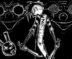 Johnny the Homicidal Maniac by ~Corpse-boy | deviantART