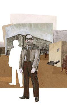 La Vida y otras Geografías. Antología de Cuentos y Poemas de Mario Benedetti || Publicado por Edelvives || Ana Bustelo || 2014