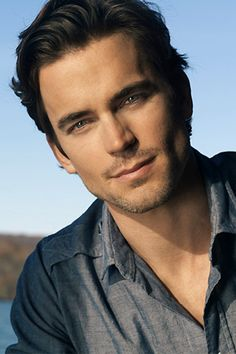 I used to think life was fair, and then I saw Matt Bomer and found out he had a husband and three kids..