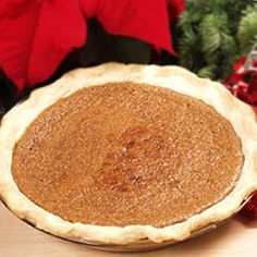 Brown Sugar Pie I Recipe...egg free for Charlie