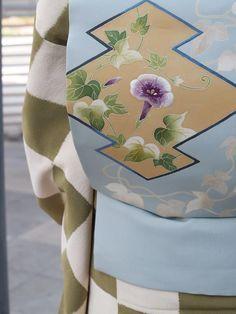 Japanese Obi sash for kimono 帯