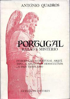 Portugal Razão e Mistério – Livro I | VITALIVROS / Alfarrabista