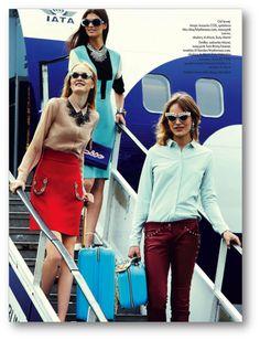 Emilia Nawarecka fashion style