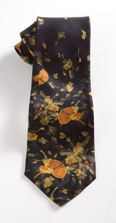 Exotic Garden Tie, Ties, Apparel & Accessories - The Museum Shop of The Art Institute of Chicago