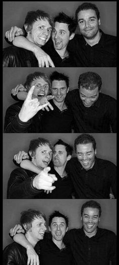 MUSE funny moments.....