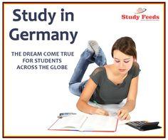 #StudyinGermany #StudyAbroad #Studyfeeds