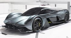 Aston Martin Valkyrie Will Allegedly Have 1130 HP Better Than 1:1 Power/Weight Ratio