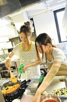 【ヴィーナスアカデミー】ビューティクッキングに挑戦★夏野菜で暑さを乗り切るワンプレートごはん