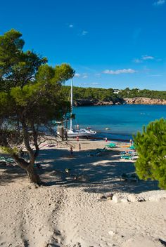 Cala Portinatx Ibiza, Spain