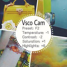 Mẹo hay sử dụng VSCO để chụp ảnh đẹp hơn phần 1