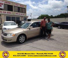 https://flic.kr/p/KvA9dn | #HappyBirthday to Rodney from Kara Short at Auto Center of Texas! | deliverymaxx.com/DealerReviews.aspx?DealerCode=QZQH