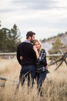 Fort Collins Wedding Photographer // engagement session