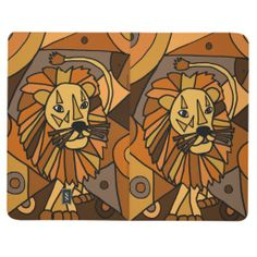 Awesome Lion Art Abstract Journals #lion #art #abstract #journals And www.zazzle.com/inspirationrocks*