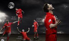 Steven Gerrard is Football Supernova! Liverpool Football Club, Liverpool Fc, Liverpool You'll Never Walk Alone, Stevie G, France Football, Captain Fantastic, Sport Football, Soccer, Steven Gerrard