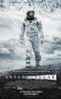 Interstellar Interstellar is a 2014 science fiction film directed by Christopher Nolan. Starring Matthew McConaughey, Anne H. Movies 2014, Sci Fi Movies, Hd Movies, Movies To Watch, Movies Online, Action Movies, Fantasy Movies, Space Movies, Foreign Movies